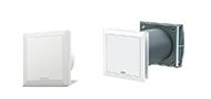 Helios Ventilatoren: MiniVent® M1 & EcoVent Verso KWL EC 45