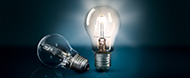 LEDVANCE: Das 'Aus' für ineffiziente Halogen-Haushaltslampen mit ungebündeltem Licht